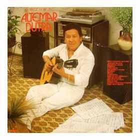 Disco de Vinil o Melhor de Altemar Dutra Interprete Altemar Dutra (1982) [usado]