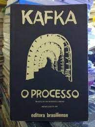 Livro Processo, o Autor Kafka, Franz (1989) [usado]