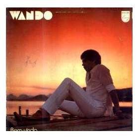 Disco de Vinil Wando - bem Vindo Interprete Wando (1980) [usado]