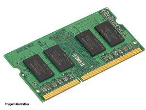 MEMORIA NOTEBOOK DDR3 PROPRIETÁRIA MEMORIA KCP3L16SD8-8 8GB DDR3 1600MHZ LOW VOLTAGE SODIMM