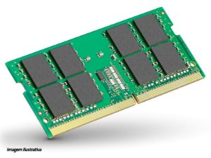 MEMORIA NOTEBOOK DDR4 MEMORIA KCP424SS8-8 8GB DDR4 2400MHZ CL17 SODIMM 260-PIN 1.2V