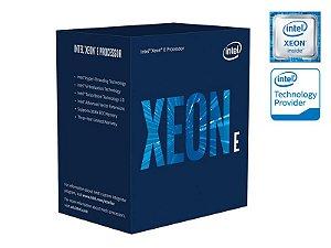 PROCESSADOR XEON E-2100 PROCESSADOR BX80684E2124G QUAD CORE E2124G 3,40GHZ 8MB LGA1151