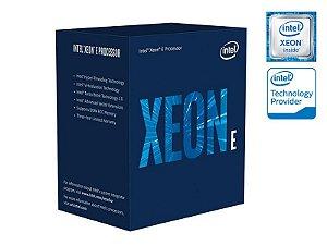PROCESSADOR XEON E-2100 PROCESSADOR BX80684E2224G QUAD CORE E-2224G 3,50GHZ 8MB LGA1151