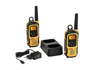 RADIO COMUNICADOR UHF RADIO COMUNICADOR 4528102  RC4102 WATER PROOF 26 CANAIS  (PAR)