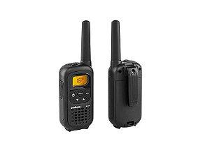RADIO COMUNICADOR UHF RADIO COMUNICADOR 4528103  RC4000 KIT COM 02 RADIOS 26 CANAIS VISOR LUMINOSO