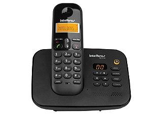 TELEFONE SEM FIO TELEFONE 4123130 TS 3130 DIGITAL PRETO COM SECRETARIA ELETRONICA