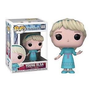 Boneco Funko Pop Disney Frozen II - Young Elsa 588