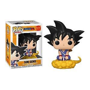 Boneco Funko Pop DragonBal - Son Goku 517