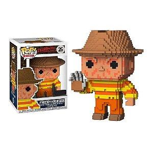Boneco Funko Pop A Nightmare On Elm Street Freddy Krueger 25