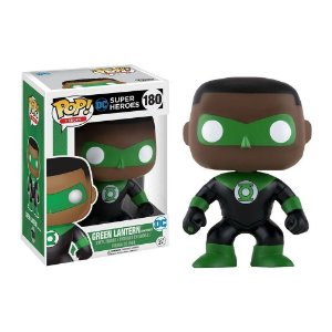 Boneco Funko Pop Dc Super Heroes - Green Lantern 180