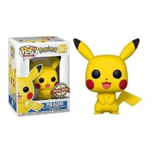 Boneco Funko Pop Pokemon - Pikachu 353