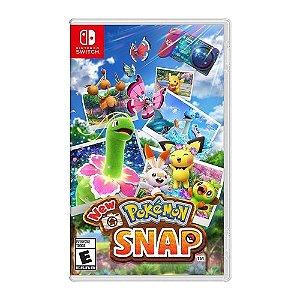 Jogo New Pokémon Snap - Nintendo Switch