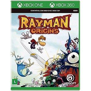 Jogo Rayman Origins Xbox 360 E Xbox One