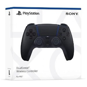 Controle Sem Fio Dualsense Sony Midnight Preto - Ps5