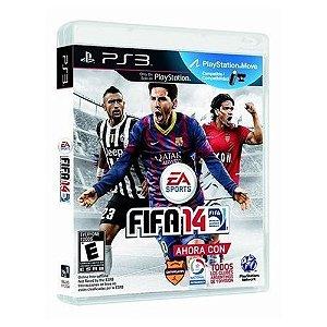 Fifa 2014 Ps3 (Inglês)