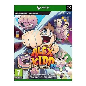 Alex Kidd in Miracle World DX - Xbox One / Xbox Series X