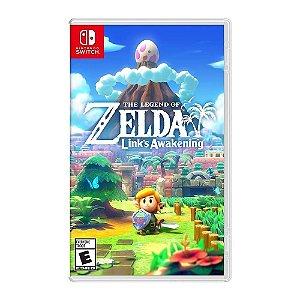 Jogo The Legend of Zelda: Link's Awakening - Nintendo Switch