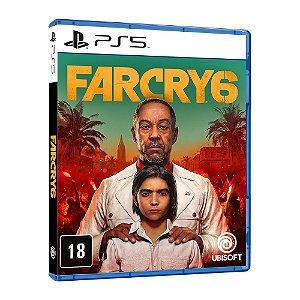 Jogo Far Cry 6 - Ps5 (Pré-venda)