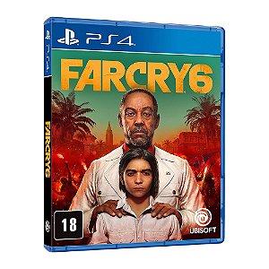 Jogo Far Cry 6 - Ps4 (Pré-venda)