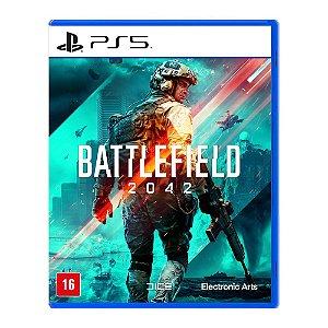 Jogo Battlefield 2042 - Ps5 (Pré-venda)