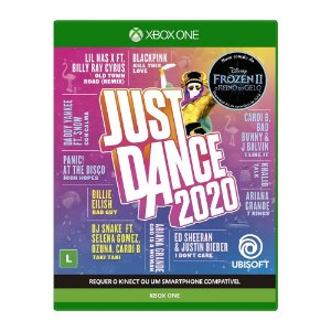 Just Dance 2020 - XBOX ONE (seminovo)