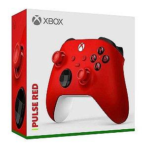 Controle Sem Fio Xbox Series Pulse Red - Microsoft