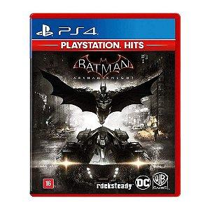 Batman Arkham Knight - PS4 (seminovo)