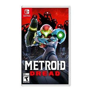 Jogo Metroid Dread - Nintendo Switch