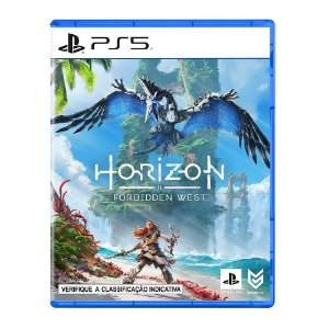 Horizon Forbidden West - Ps5 (pré-venda)