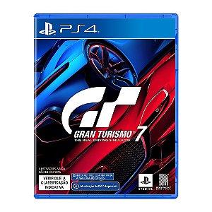 Jogo Gran Turismo 7 Edição Padrão - Ps4 (pré-venda)