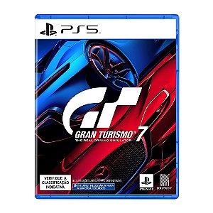 Jogo Gran Turismo 7 Edição Padrão - Ps5 (pré-venda)