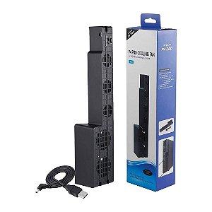 Cooler Exaustor 5 Ventoinhas para Playstation 4 Pró