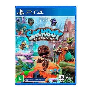 Jogo Sackboy: Uma Grande Aventura PS4