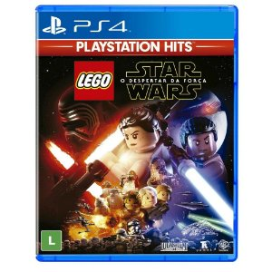 Jogo LEGO Star Wars: O Despertar da Força - Playstation Hits - PS