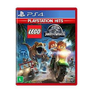 Jogo Lego Jurassic World Ps4