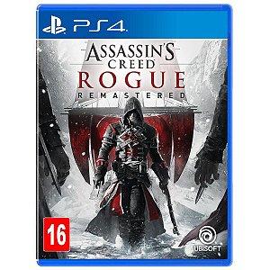 Jogo Assassin's Creed Rogue - Remasterizado - Ps4