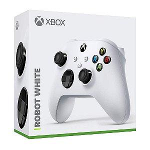 Controle Sem Fio Xbox One Series Robot White