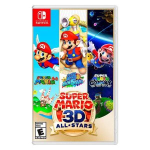 Jogo Super Mario 3D All Stars- Nintendo Switch