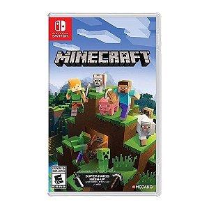 Jogo Minecraft Nintendo Switch Edition Switch