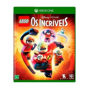 Jogo Lego Os Incriveis - Xbox One