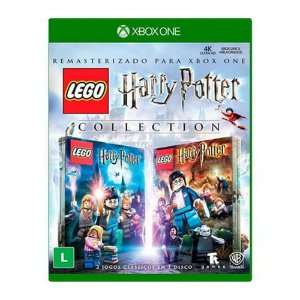 Jogo Lego Harry Potter Collection Xbox One
