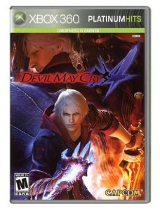 Jogo Devil May Cry 4 Xbox 360