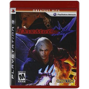 Jogo Devil May Cry 4 Greatest Hits - PS3