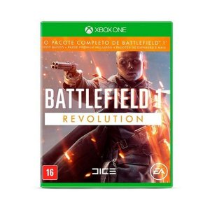Jogo Battlefield 1 Revolution - Xbox One