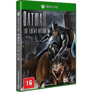 Jogo Batman The Enemy Within xbox one