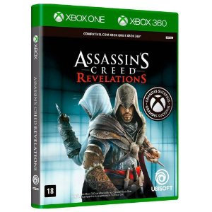Jogo Assassin's Creed: Revelations - Xbox 360 e Xbox One