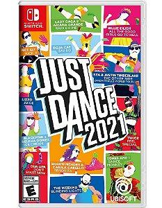 Jogo Just Dance 2021 - Nintendo Switch