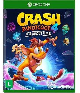 Jogo Crash Bandicoot 4: It?s About Time - Xbox One