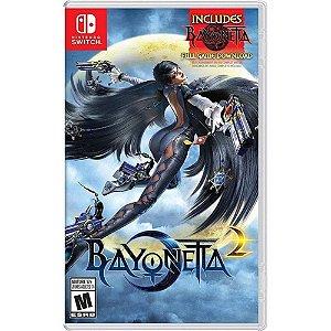Jogo Bayonetta 1 + 2 - Nintendo Switch