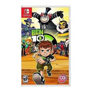 Jogo Ben 10 - Nintendo Switch